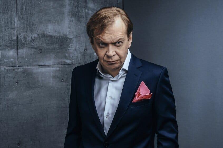 Актер Михаил Горевой