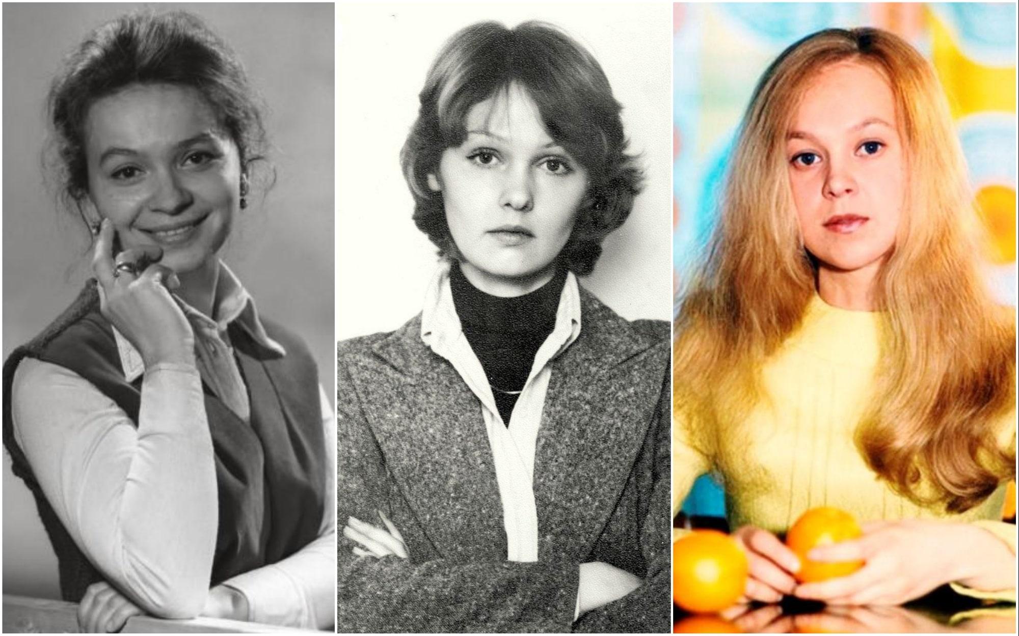 Советские актрисы 70-х годов