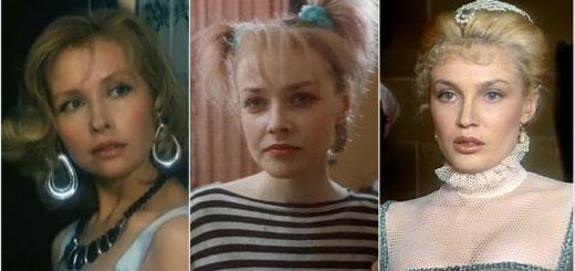 Российские актрисы 90-х